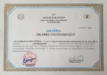 Op. Dr. Ebru Zülfikaroğlu