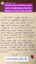 İmkansız dediğimiz vajinismus rahatsızlığını Ebru hanımla aştım.